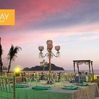 Photo taken at Malay Club de Playa by Gaddiel H. on 9/11/2012