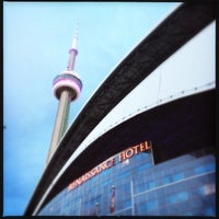 Photo taken at Renaissance Toronto Downtown Hotel by Terri K. on 6/16/2012