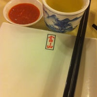 Photo taken at Restoran Foh San Dim Sum (富山茶楼) by Tan C. on 6/1/2012