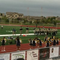Photo taken at Windsor Knights Home Game @ WHS by Tim M. on 9/11/2011