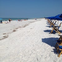 Photo taken at Honeymoon Island State Park by Louise S. on 4/9/2012