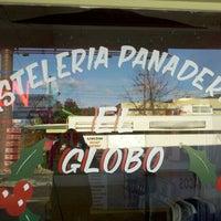 Photo taken at Pasteleria Panaderia El Globo by Leland J. on 12/7/2011