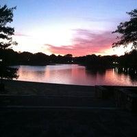 Photo taken at Constitution Gardens by Summer G. on 8/23/2011