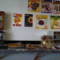 Photo taken at Juici Patties by Lerone M. on 10/5/2011