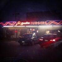 Photo taken at Apache Burger by Chris B. on 10/18/2011