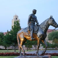Photo taken at Texas Tech University by Texas Tech University on 7/7/2011