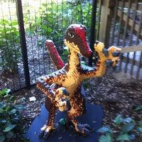 Photo taken at Coastersaurus by Luiz E. on 11/10/2011