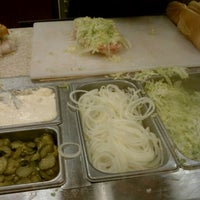 Photo taken at Jersey Mike's Subs by Joseph D. on 10/28/2011