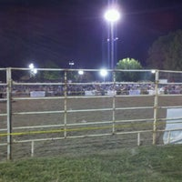 Photo taken at Backdraft Rodeo by Breanna D. on 10/8/2011