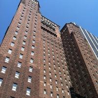 Photo taken at Warwick Allerton Hotel Chicago by Tim Q. on 9/13/2011