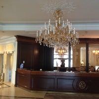 Снимок сделан в Гранд Отель Эмеральд пользователем Andrey K. 8/17/2012