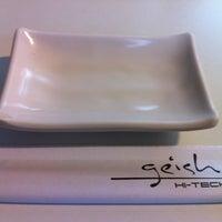 Foto tirada no(a) Geisha Hi-Tech por Fillipe V. em 3/6/2012