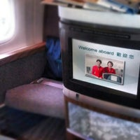 Photo taken at Cathay Pacific Cargo by Michael C. on 5/22/2012
