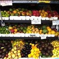 Photo taken at Village Farmers' Market by Bernard G. on 9/5/2012