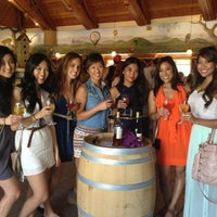 Photo taken at Carter Estate Winery and Resort by Kesarin S. on 7/14/2012