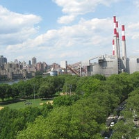 Photo taken at Queensbridge Park by Richard L. on 5/1/2012