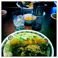 Photo taken at Pho-Mi 99 by Angie R. on 9/9/2012