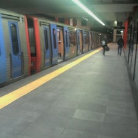 Photo taken at Metro Chelas [VM] by Igor S. on 11/3/2011