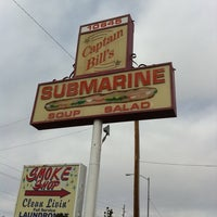 Photo taken at Captain Bill's by Greg B. on 12/31/2010