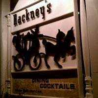 Photo taken at Hackney's on Lake Ave by Josh Q. on 12/1/2011