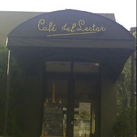Photo taken at Café Del Lector by Patricia G. on 11/17/2011