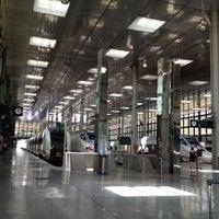 Foto tomada en Estación de Cádiz por Ángel R. el 7/1/2012