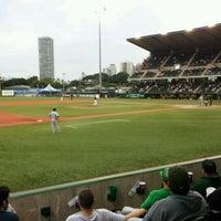 Photo taken at Les Murakami Stadium by Brooke P. on 2/26/2012