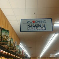 Photo taken at Woodman's Food Market by Candace B. on 8/1/2012