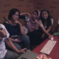 Photo taken at NAV Karaoke Keluarga by nuuii on 9/3/2011