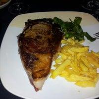 Photo taken at Restaurante Sala by Ivan A. on 7/20/2012