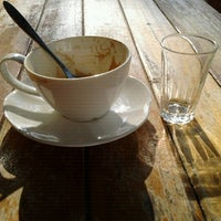 Photo taken at Cafe'ine™ by ต้นศักดิ์ ม. on 12/16/2011