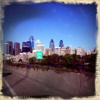 Photo taken at Vine Street Expressway by Christine S. on 10/6/2011