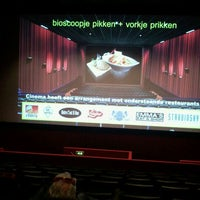 Photo taken at Cinema Hengelo by Ruud H. on 6/25/2011