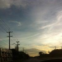 Photo taken at แยก ป้ายทันใจ by NamMkoii S. on 3/8/2012