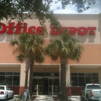 Photo taken at Office Depot - CLOSED by Ty H. on 7/16/2012