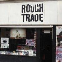Photo taken at Rough Trade Records (West) by Shin Y. on 8/13/2012