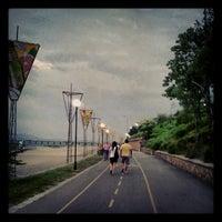 Photo taken at Sea Garden by Stela H. on 6/26/2012