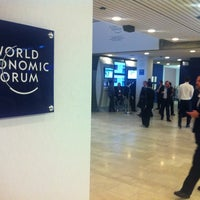 Photo taken at World Economic Forum (WEF) by Vyacheslav D. on 1/26/2011