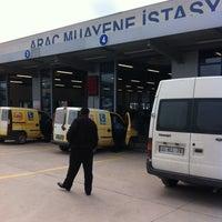 Photo taken at TÜVTÜRK Araç Muayene İstasyonu by Sinan G. on 5/6/2011