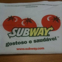 Photo taken at Subway by Jackson N. on 5/30/2011
