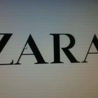 Photo taken at Zara by Cristina V. on 7/14/2011
