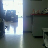 Photo taken at Dobbs Tire & Auto Centers Inc by DJ Chris Brown on 12/1/2011