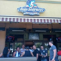 Photo taken at Baja Sharkeez by Ricky C. on 5/12/2012