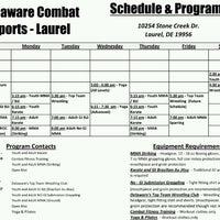 Photo taken at Delaware Combat Sports - Laurel by Steven B. on 8/26/2011