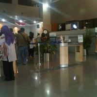 Photo taken at Bank Mandiri by dori a. on 8/24/2011