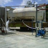 Photo taken at PT MURNI GAS RAYA (New Factory) by Kurnia F. on 6/17/2012