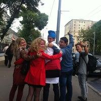 Photo taken at ПМГМУ им. И. М. Сеченова Административный корпус by Вика С. on 9/3/2012
