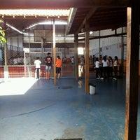 Photo taken at Cantina do Ideal Cidade Nova by Clay R. on 5/22/2012