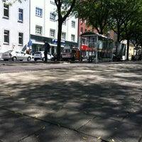 Photo taken at H Hessenplatz by Clemens on 9/13/2011