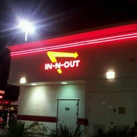 Photo taken at In-N-Out Burger by Andrew U. on 12/31/2011